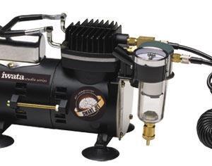 Iwata Smart Jet Air Compressor