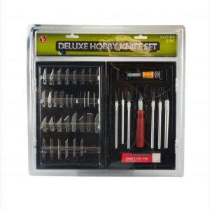 Deluxe Hobby Knife Set