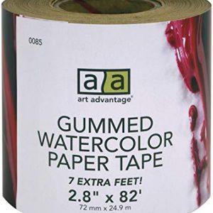 artadvantagewatercolorpapertape