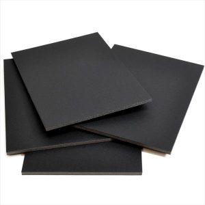 Black Regular Foam Core Boards