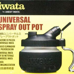 Iwata Universal Spray Pot