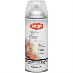 Krylon-Triple Thick Crystal Clear