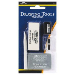 Pro Art Drawing Tools Value Pack