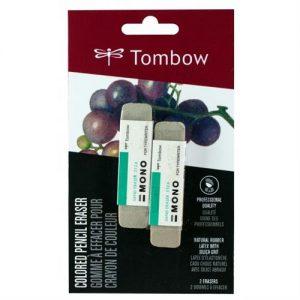 Tombo Mono Sand Eraser 2 Pack