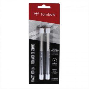 Tombow Mono Zero Eraser Refills 2.3mm 4 pack