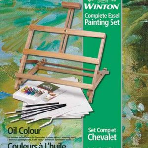 WN_Winton_Complete_Easel_Painting_Set