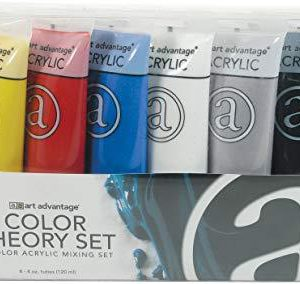 Art Advantage Color Theory Set of 6