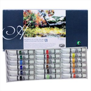 Maries Acrylic Color Set of 18