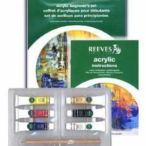 Reeves Acrylic Beginners Set