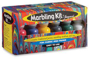 Jacquard Beginners Marbling Kit