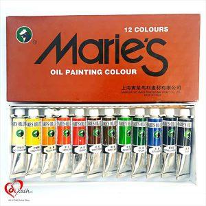 Maries Oil Color Set 12