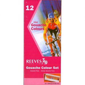 Reeves Gouache Color Tube Set