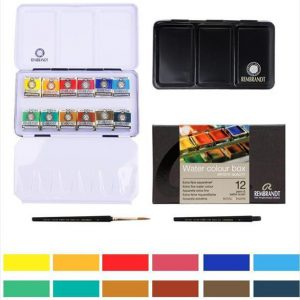 Rambrandt Watercolor Box Set