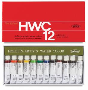 Holbein Artist Watercolor Set of 12