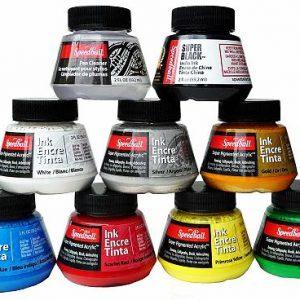 Speedball Super Pigment Acrylic Ink