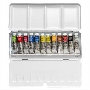 WN Professional Watercolor lightweight sketchers box