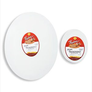 Fredrix Oval Canvases