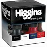 Higgins Drawing Ink 4 Pack