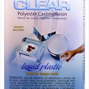 Castin Craft Clear Polyester Casting Resin
