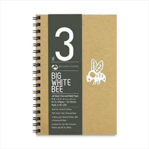 Big White Bee Sketchbook
