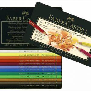 Faber Castell Color Pencil Sets