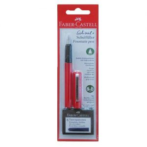 Faber Castell School Fountain Pen