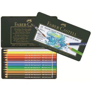 Faber Castell Watercolor pencil set