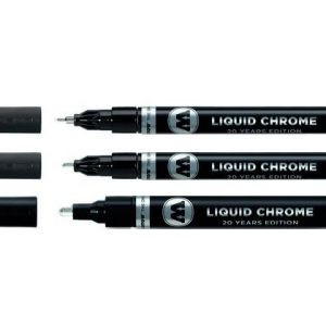 Molotow Paint Marker Liquid Chrome