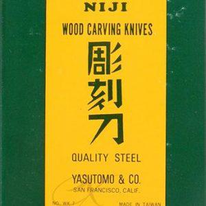 Niji Wood Carving Knives