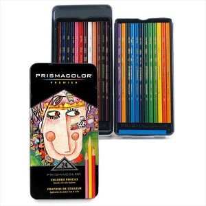 Prismacolor permier colored pencil set of 24