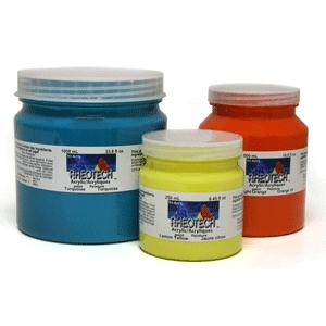 Rheotech Acrylic Paint 500ml