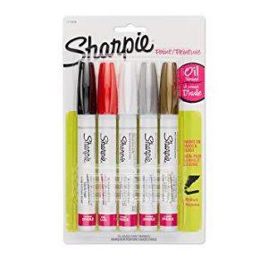 Sharpie Oil Based Paint Marker Set Basic
