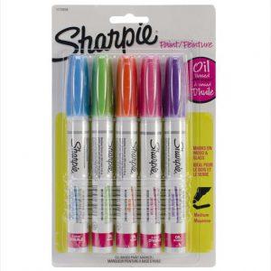 Sharpie Oil Based Paint Marker Set