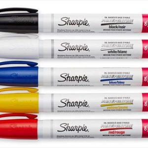 Sharpie Oil Based Paint Marker Medium Tip