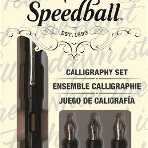 Speedball Calligraphy Set of 12