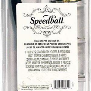 Speedball Calligraphy Storage set 11
