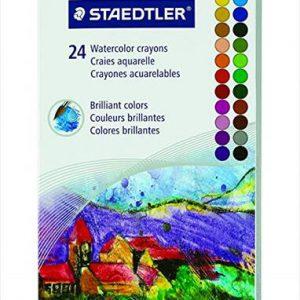 Steadtler Watercolor crayons