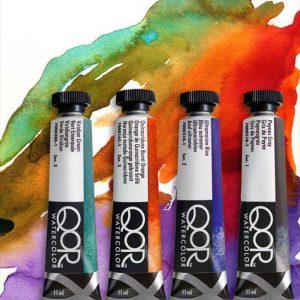 Qor Watercolor individual 11ml