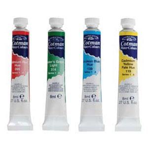 Winsor Newton Cotman Watercolor 21ml tubes