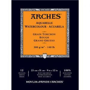 Arches Rough pad