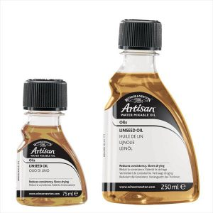 Winsor and Newton Artisan water mixable linseed oil