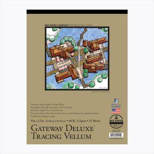 Bee Paper Gateway Deluxe Tracing Vellum