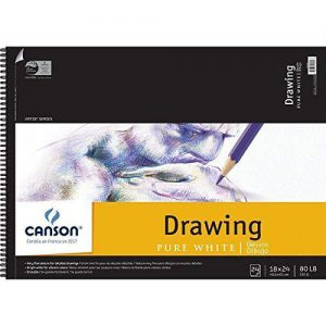 Canson Artist Series Drawing Pad 24 Sheets