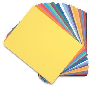 Canson Colorline paper