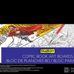 Canson Fanboy Comic Book Art Board