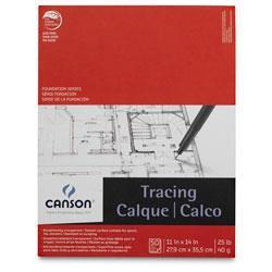 Canson Tracing pad 50 sheets
