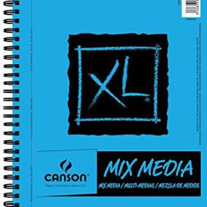 Canson XL Mixed Media Pad 60 sheets
