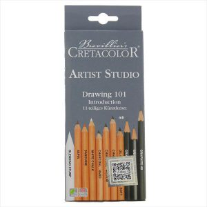 Creatacolor drawing set 101 11 pack
