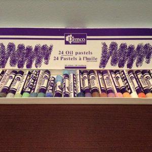 Demco Oil Pastel 12 Set