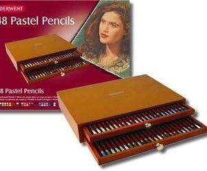 Derwent Pastel Pencil set of 48